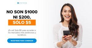 Ontega - inversión pequeña y plataforma potente