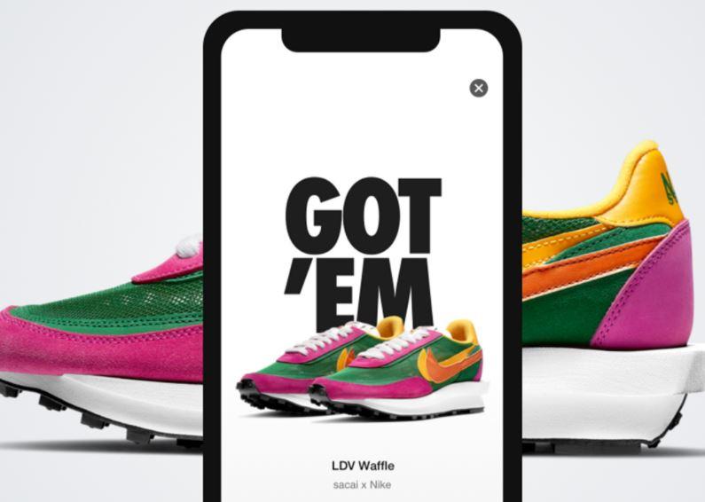 Nike es elogiada por su notable experiencia en marketing