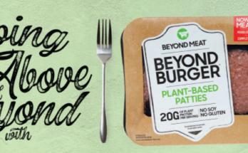 Beyond Meat - Revision de Ontega